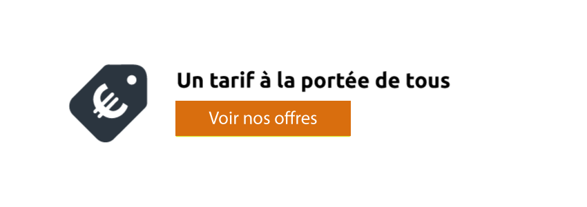MonWebPro: un tarif à la portée de tous